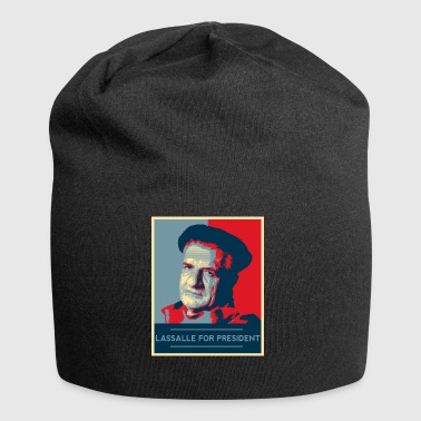 Lassalle-Obama For præsident - Jersey-Beanie