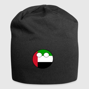Countryball Land Vereinigte Arabische Emirate - Jersey-Beanie
