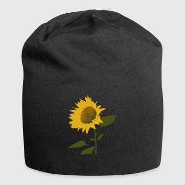solsikke - Jersey-Beanie
