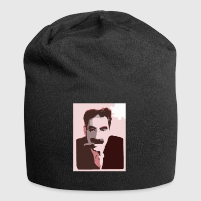 Groucho Marx Red - Jersey-Beanie