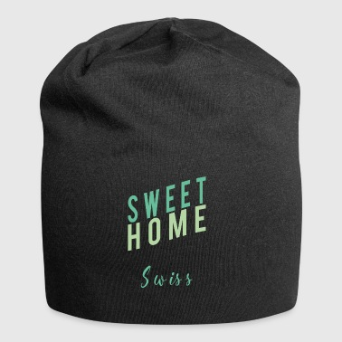 Sweet Home switzerland - Jersey Beanie