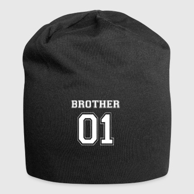 BROTHER 01 - WHITE EDITION - Jersey Beanie