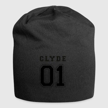 CLYDE 01 - Black Edition - Jersey-Beanie