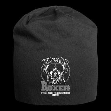 BOXER coolest people - Jersey-Beanie