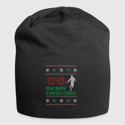 Funny Dance Dancing Shirt Merry Christmas - Jersey Beanie