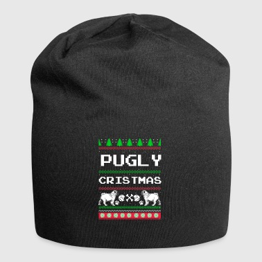 Pugly Christmas - Jersey-Beanie