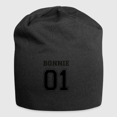 BONNIE 01 - Black Edition - Bonnet en jersey