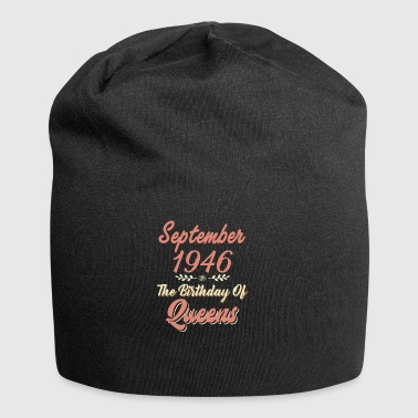 September 1946 The Birthday Of Queens - Jersey Beanie