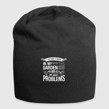 Gift for gardeners - Jersey Beanie