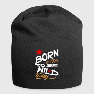 Born in 1977 to be Wild Today - Jersey Beanie