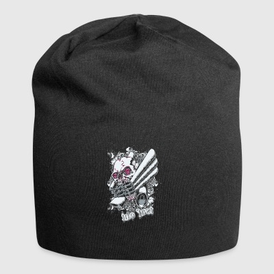 Car Tuning Skull Exhaust Engine Racing Gear - Jersey Beanie