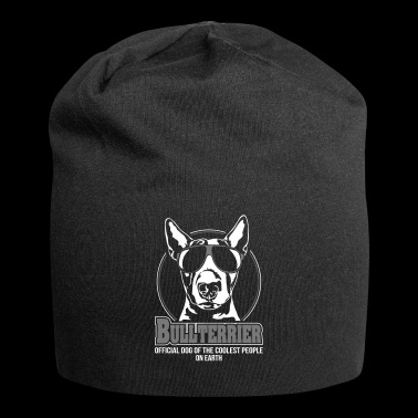 BULL TERRIER coolest people - Jersey Beanie