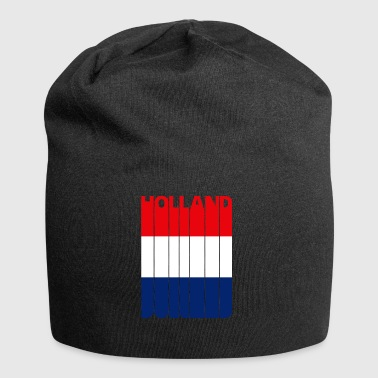 Holland. Flag.The Netherlands.Gifts for Dutch - Jersey Beanie