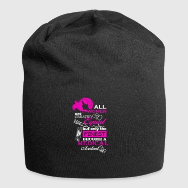 all women are created equal - Jersey-Beanie