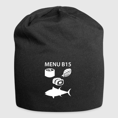 sushi wite - Jersey Beanie