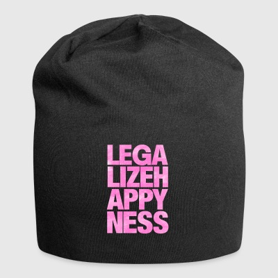 Legalize Happiness T-paita - Jersey-pipo