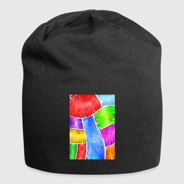 SUGGER Arte Abstracto #04 - Jersey-Beanie