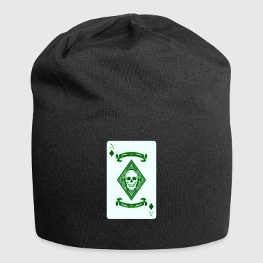 Ass Knochen - Jersey-Beanie