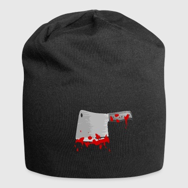 THE BUTCHER - BLOODBAD - Jersey Beanie