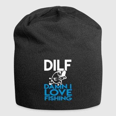 Damn I Love Fishing - Jersey Beanie