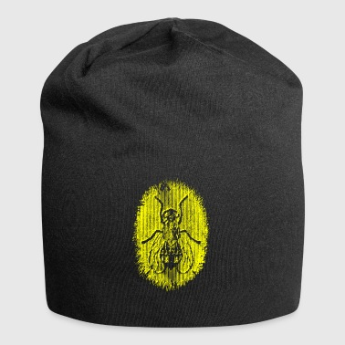Fly yellow - Jersey Beanie