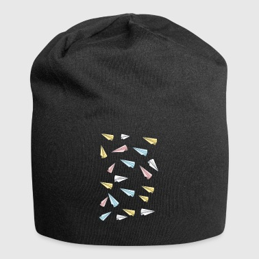 paper planes 1 - Jersey Beanie
