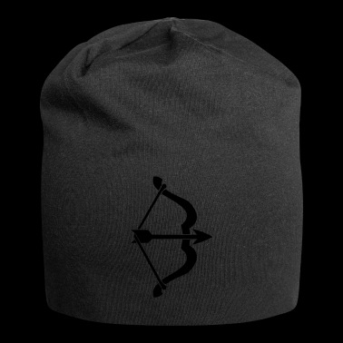 bow and arrow - Jersey Beanie