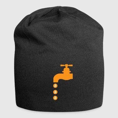 colture Bitcoin - Beanie in jersey