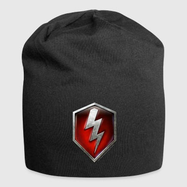 World Of Tanks Blitz Metallic Logo - Beanie in jersey