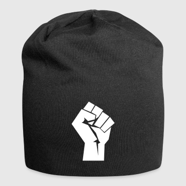 Power Fist - Jersey Beanie