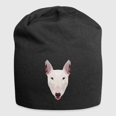 English Bull Terrier Opera - Beanie in jersey