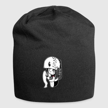 son of the moon - Jersey Beanie