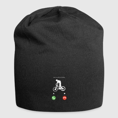 My mountain calls - Jersey Beanie