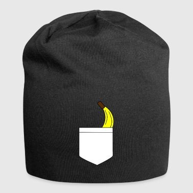 Banana lomme - Jersey-beanie
