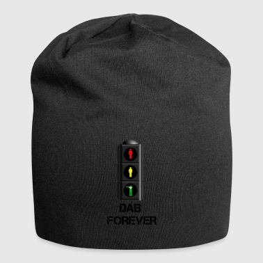 TRAFFIC LIGHT FOREVER DAB / DAB TRAFFIC LIGHT - Jersey Beanie