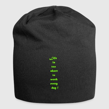 Life - Jersey Beanie