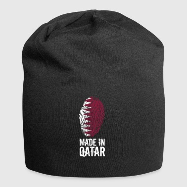 Made In Qatar / Qatar / قطر - Jersey Beanie