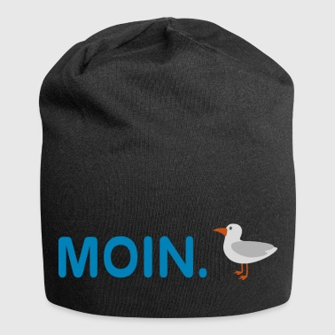 Moin Moin. - Jersey-beanie