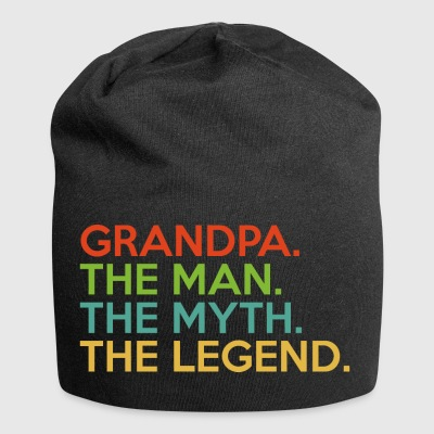 Bestefar.The Man.The Myte. The Legend.Birthday Gift - Jersey-beanie