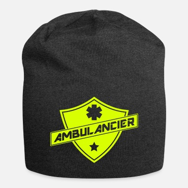 Ambulancier blason ambulancier - Bonnet en jersey