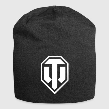 World of Tanks Logo - Beanie in jersey