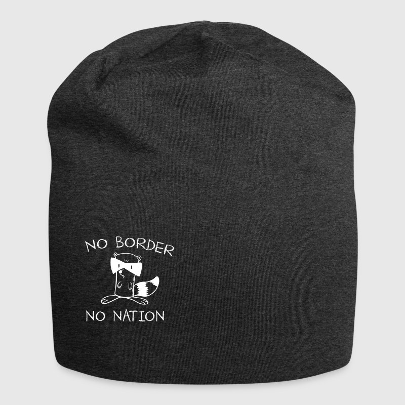 no-border-no-nation - Jersey-Beanie