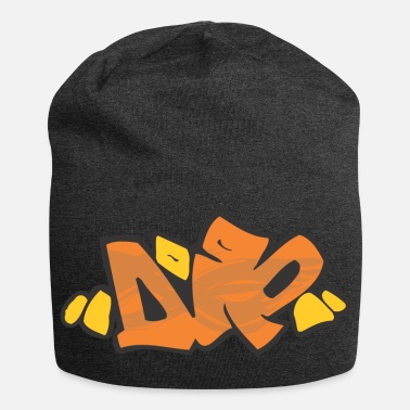 In Die die graffiti - Beanie in jersey