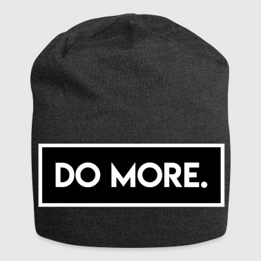 Do More - Jersey Beanie