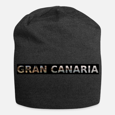 Isole Canarie Gran Canaria - Beanie in jersey