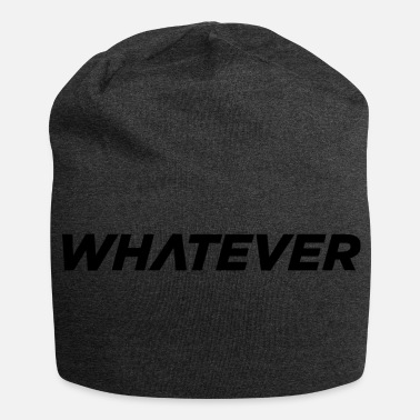 Officialbrands WHATEVER Official - Jersey-Beanie