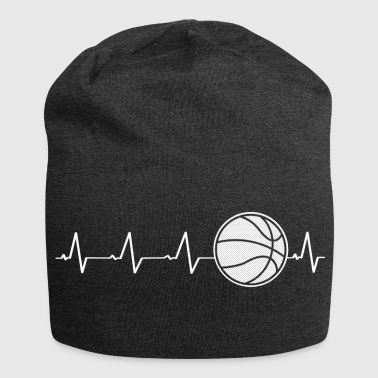 Basketball heart (I love basketball) - Jersey Beanie