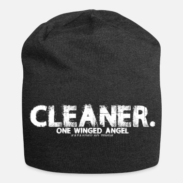 Cleaner CLEANER. - Jersey Beanie