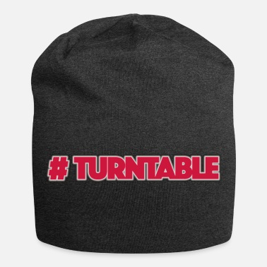 Turntable Hashtag Turntable - Beanie