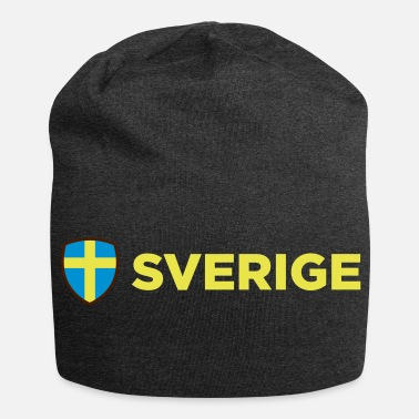 Swedish National Flag Of Sweden - Beanie